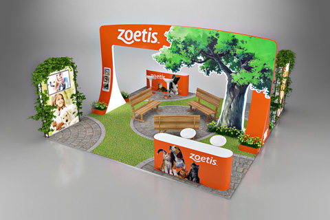 Stand Zoetis